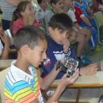 El colegio 19 de Julio acerca la robótica al alumnado
