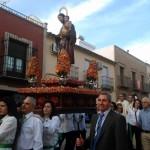 San José Obrero procesionará en el día grande de su feria