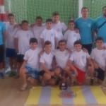 Los alevines del Malpesa Bm. Bailén consiguen ser los cuartos de Andalucía