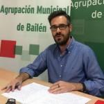 El PSOE manifiesta su compromiso por seguir defendiendo la base del 061 en Bailén