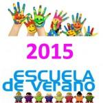 Un centenar de niños participan en la Escuela de Verano 2015