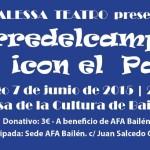 AFA Bailén presenta una obra de teatro para este domingo