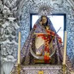 Los poetas de Bailén recitan a la Virgen de Zocueca