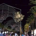 La cabalgata, los fuegos artificiales y el toro de fuego ponen fin a las Fiestas