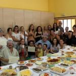 Finaliza el curso de cocina del programa de participación social