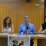 Novedades y recuperación de tradiciones, las claves para las Fiestas de julio 2015