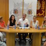 Los grupos políticos se unen para pedir la permanencia de la base del 061 en Bailén