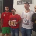 Bailén ya cuenta con un club de ajedrez