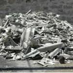 Cuatro imputados por demoler una cubierta con amianto sin permisos ni medidas de seguridad