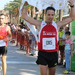 José Javier Olea vuelve a ganar la Carrera Santuario de Zocueca