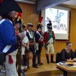 La Recreación de la Batalla regresa al Charco de la Gallina con unidades de caballería