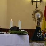 La Guardia Civil y el barrio del Pilar honran a su patrona