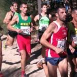 Diego Merlo cumple y gana el Cross del Aceite de Torredonjimeno