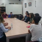 Echa a andar la nueva ejecutiva socialista en Bailén