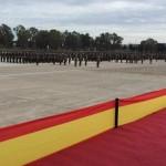 El ayuntamiento acompaña al ejercito en la patrona de la Infantería