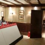 La peña del Athletic de Bailén sienta las bases del Congreso Internacional de Peñas