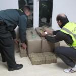Detenido en Bailén un marroquí con 150 kilos de hachís
