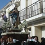 La Inmaculada Concepción recorre las calles de la ciudad