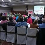 Micaela Navarro señala al PSOE como garantía de igualdad para gobernar