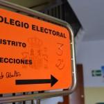 14.371 bailenenses podrán votar hoy el futuro gobierno de España