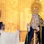 Visitas guiadas y una conferencia para clausurar la llegada de la Virgen de la Encarnación