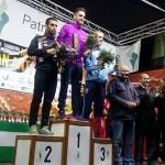 Diego Merlo, segundo en la Carrera Internacional de San Antón