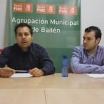 El PSOE valora la subida del paro en marzo