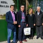 El Grupo Parlamentario Popular andaluz exigirá a la Junta una residencia de mayores en el antiguo Hotel Bailén