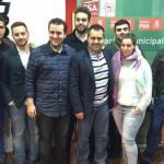 Pedro Blanco nuevo secretario general de Juventudes Socialistas de Bailén