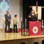 La sevillana Carmen Arras se alza con el Concurso de Saetas