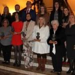 Siete bailenenses galardonadas en las Distinciones María Bellido 2016