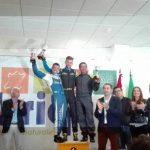 El piloto bailenense Esteban Perea sigue en racha
