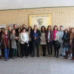 La delegada de educación visita los centros del Virgen de Zocueca y Jesús de Haro