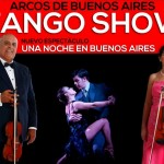 Llega a Bailén el tango argentino en estado puro