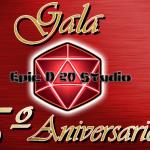 Epic D20 celebra esta noche su quinto aniversario