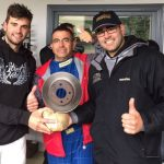 Victoria del Cohete Sport de los hermanos Miranda y Esteban Perea en las 24 horas de Ascari