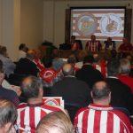 Éxito del XLIV Congreso Internacional de Peñas del Athletic Club