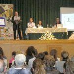El Colegio Sagrado Corazón presenta el logo y el material filatélico del Centenario