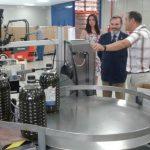 Juan Lillo destaca la modernización del sector olivarero en su visita a Picualia
