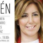 La presidenta de la Junta, Susana Díaz, visita mañana Bailén