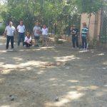 El Circuito Provincial de Petanca pasará por Bailén
