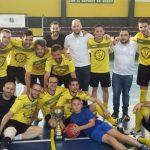Pescados y Mariscos Galma campeón de la Liga Local de Fútbol Sala