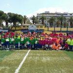 Clausurada la temporada para la Escuela Municipal de Fútbol 7