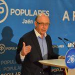 AIB y Juventudes Socialistas molestos por la visita de Montoro a Bailén
