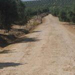 El Camino Cuesta Juripe el primero de los arreglados por el ayuntamiento