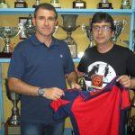 El Recre prepara la próxima temporada renovando a Rueda y parte de la plantilla