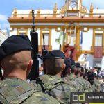 La Compañía de Honores del RAC Córdoba 10 llega a las 12 a Bailén
