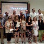 La bailenense María Sagrario Fernández gana el III Concurso de Poesía Poetas de Bailén