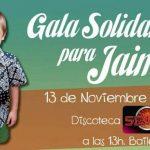 Bailén se vuelca en la Gala Solidaria para Jaime