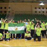 Bailén vuelve a estar en lo más alto del baloncesto nacional para discapacitados intelectuales